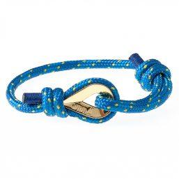 Blue Wind Passion Nautical Bracelet