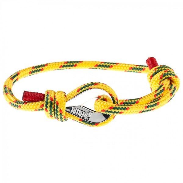 Custom Yellow Bracelet