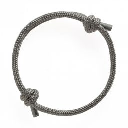 Grey Paracord Bracelet