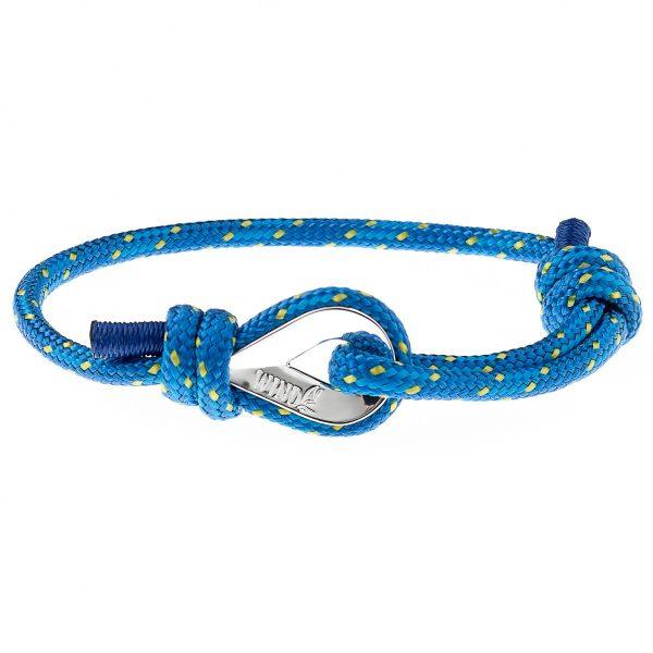 Handcrafted Blue Bracelet
