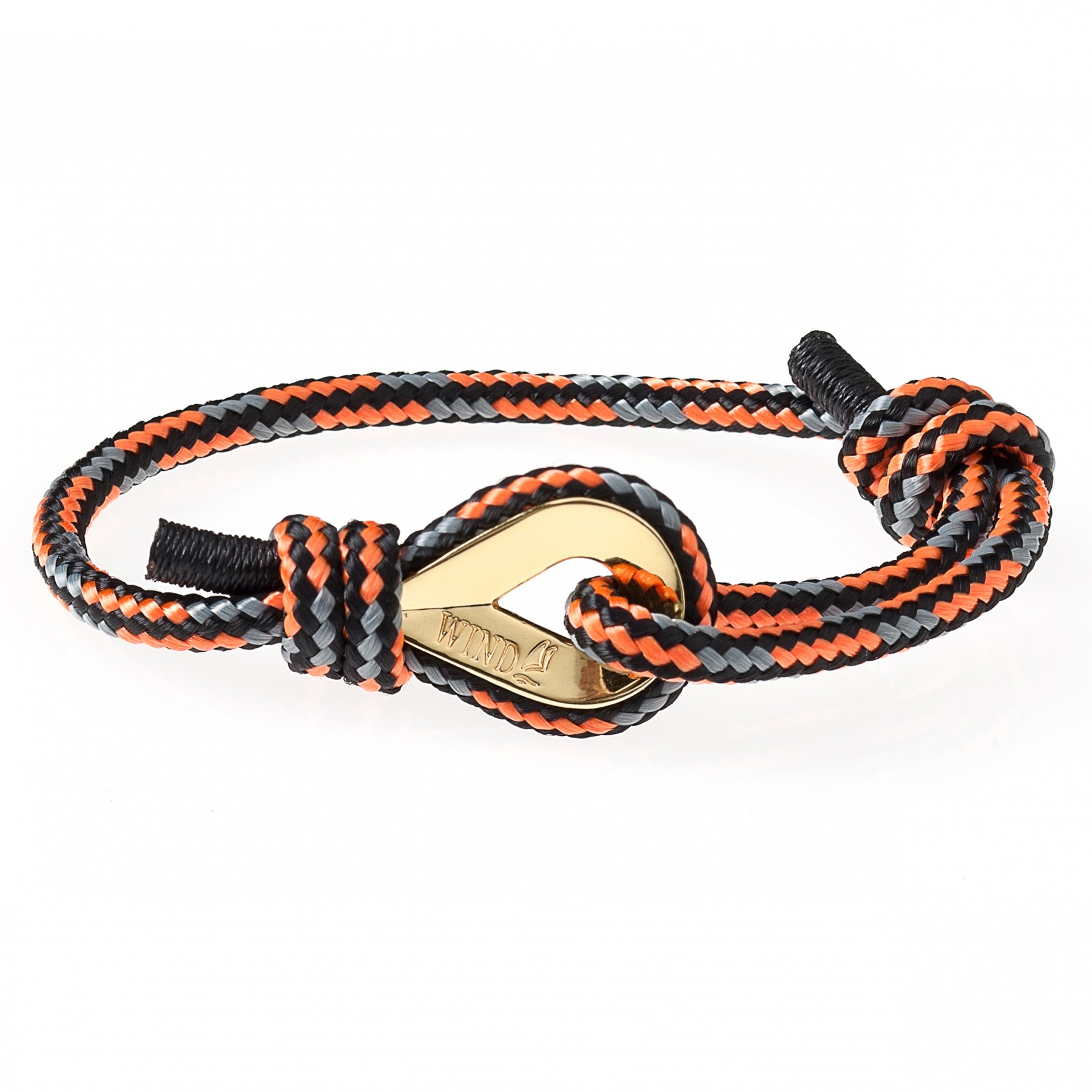 Orange String Bracelets