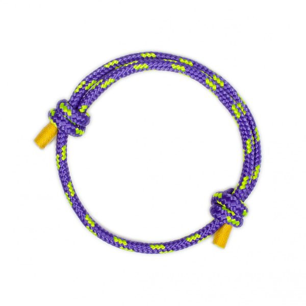 Purple Anchor Women Bracelet