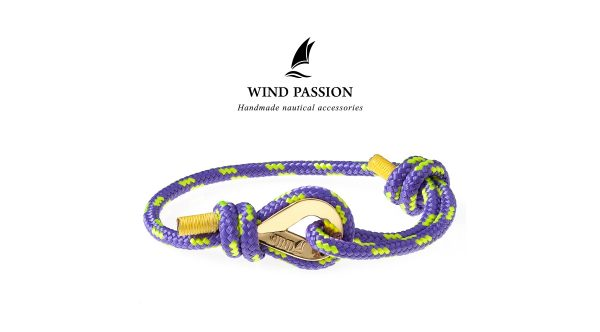 Purple Rope Bracelets