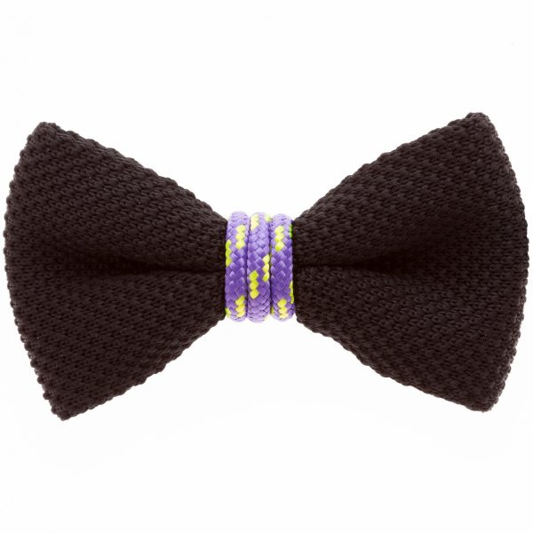 Purple Wind Passion Bow Tie
