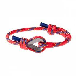 Red Woven Bracelet
