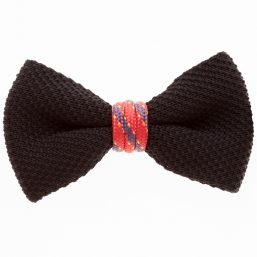 Wind Passion Red Bow Tie