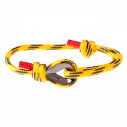 Yellow Nautical Bracelet