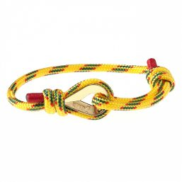 Yellow String Bracelets