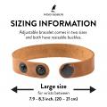 Wind Passion Bracelet Sizes 04