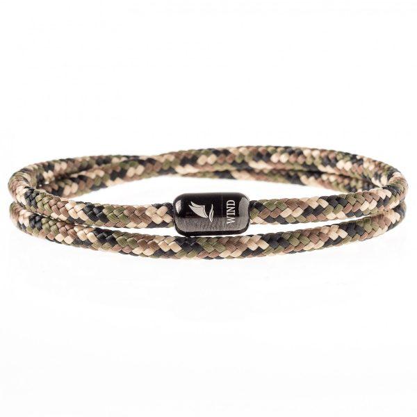 Camo Army Magnetic Bracelet