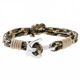 Camo Anchor Bracelet