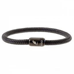 Black Clasp Bracelet