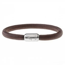 Brown Chocolate Silver Magnetic Single