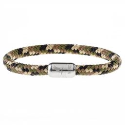 Camo Army Silver Magnetic Single