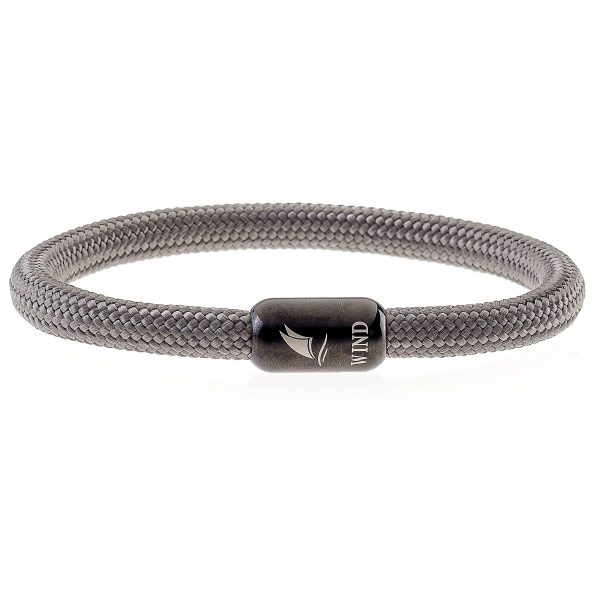 Grey Magnetic Bracelet
