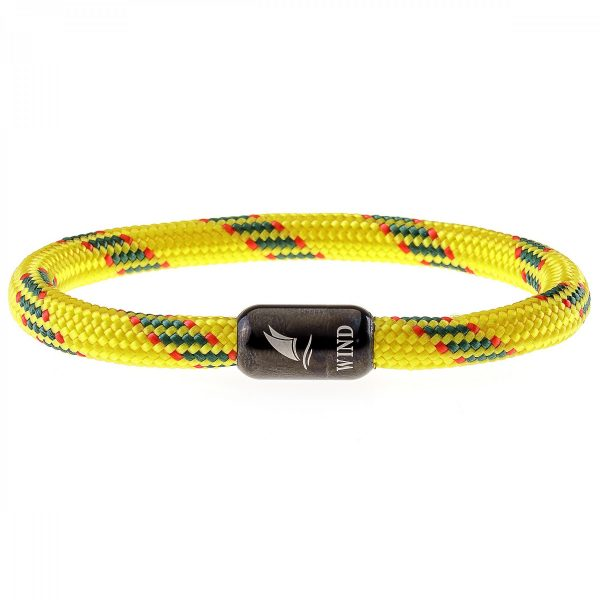 Yellow Magnetic Bracelet